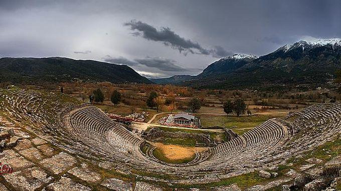 Γιάννενα: Η Ορχήστρα Σύγχρονης Μουσικής της ΕΡΤ στο Αρχαίο Θέατρο Δωδώνης