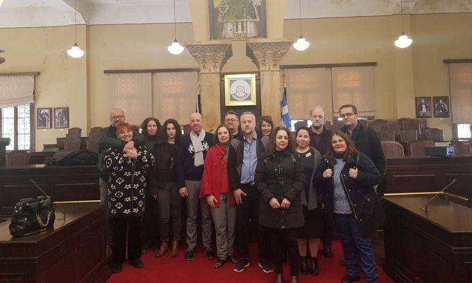 Γιάννενα: Συνάντηση εθελοντικών οργανώσεων στο Δημαρχείο